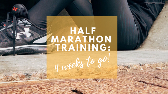 Training For My First Half Marathon